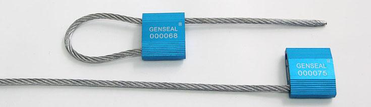 Picture of GENSEAL-ALUMINUM ALLOY CABLE SEAL